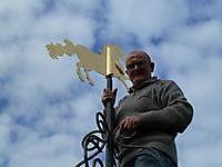 paard op de toren Bellingwolde, Westerwolde