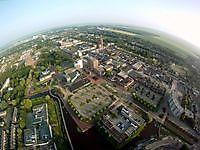 Boven de Potloodflat Stadskanaal, Stadskanaal