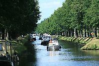 topdrukte ter apel-kanaal Ter Apel, Westerwolde