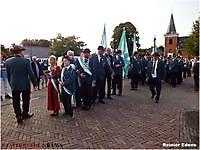 Schutters feest in Wedde Wedde, Westerwolde