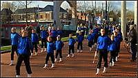 sinterklaasintocht 2013 stadskanaal 't Heem, Aa en Hunze