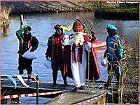 Sinterklaas intocht in Bellingwolde Bellingwolde, Westerwolde