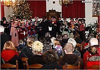 Optreden zanggroep Friends in kerk in Bourtange Bourtange, Westerwolde