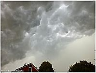 Onweer boven Bellingwolde Bellingwolde, Westerwolde
