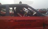 Carparts Groningen sponsort Cross auto's Finsterwolde, Oldambt