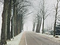 Bellingwolde in winter sfeer Bellingwolde, Westerwolde