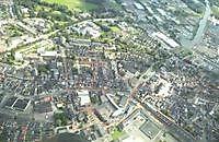 bovenaanzicht Oldambt Winschoten, Oldambt