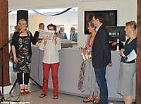 Opening expositie Veurnoam/voornaam Bellingwolde, Westerwolde