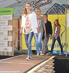 Modeshow lichtweek 2015 Wedde, Westerwolde