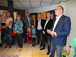 Vernieuwde zalencentrum en buurthuis de Meet geopend Bellingwolde, Westerwolde