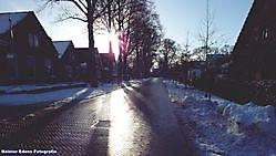 Veel sneeuw Bellingwolde, Westerwolde