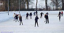 SCHAATS PRET IN BELLINGWOLDE Bellingwolde, Westerwolde