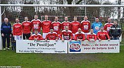 Nieuw tenues voor derde elftal van Bellingwolde Bellingwolde, Westerwolde
