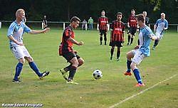 Bellingwolde wint met 4-1 van WVV ZA 1 Bellingwolde, Westerwolde