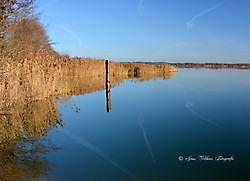 zand afgraving - water gebied Sellingerbeetse, Westerwolde