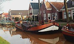 Op herhaling; museumschip: De familietrouw Nieuwe Pekela, Pekela