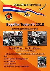 Bogdike Toeterrit Veendam, Veendam