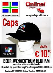 Groninger Cap Blijham, Westerwolde
