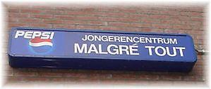 Jongerencentrum Malgré-tout Meeden
