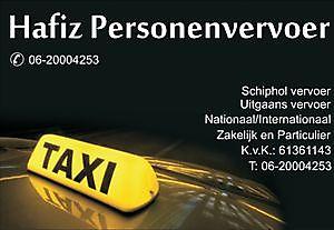 Hafiz personenvervoer Beerta