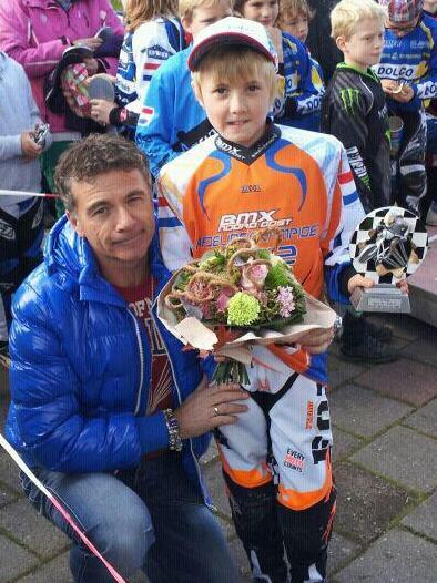 Marijn Kenter BMX Fietscross Winschoten