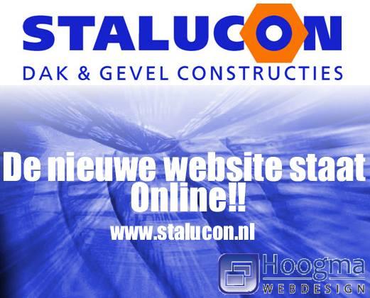 Stalucon Bouw B.V. Stadskanaal