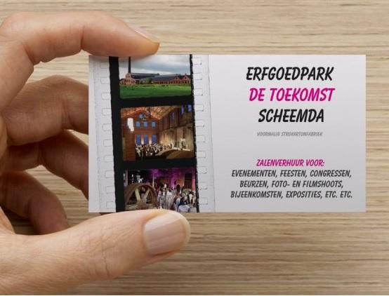 Erfgoedpark De Toekomst Scheemda