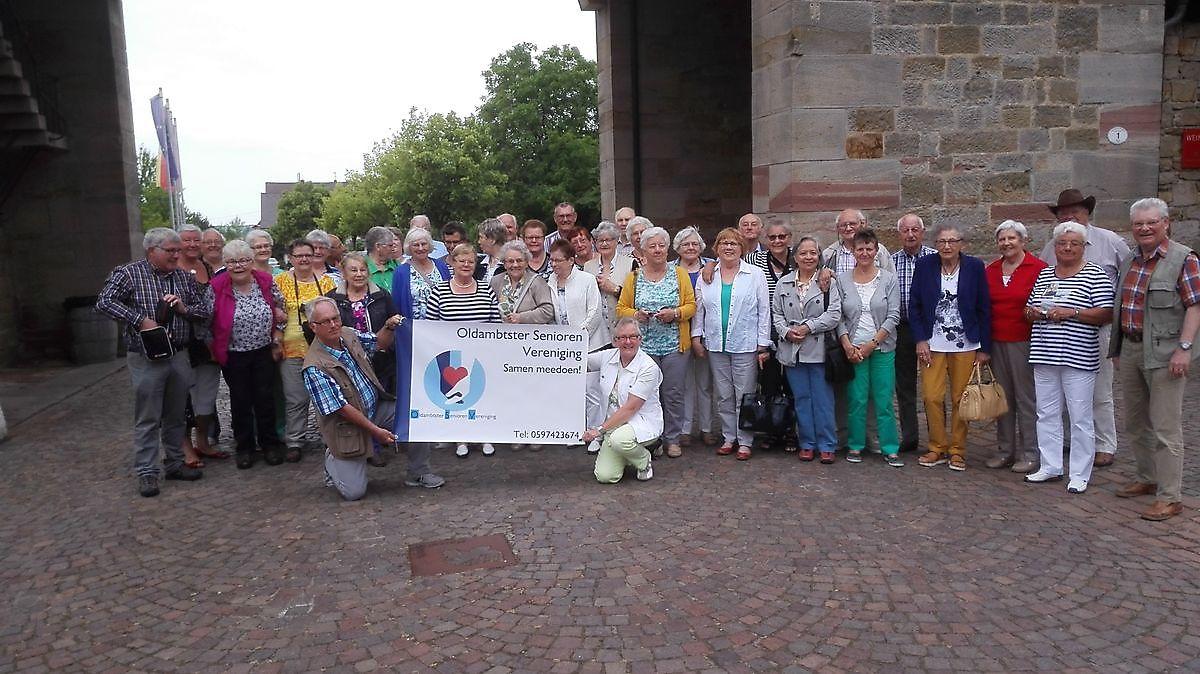 Oldambtster Senioren Vereniging Winschoten