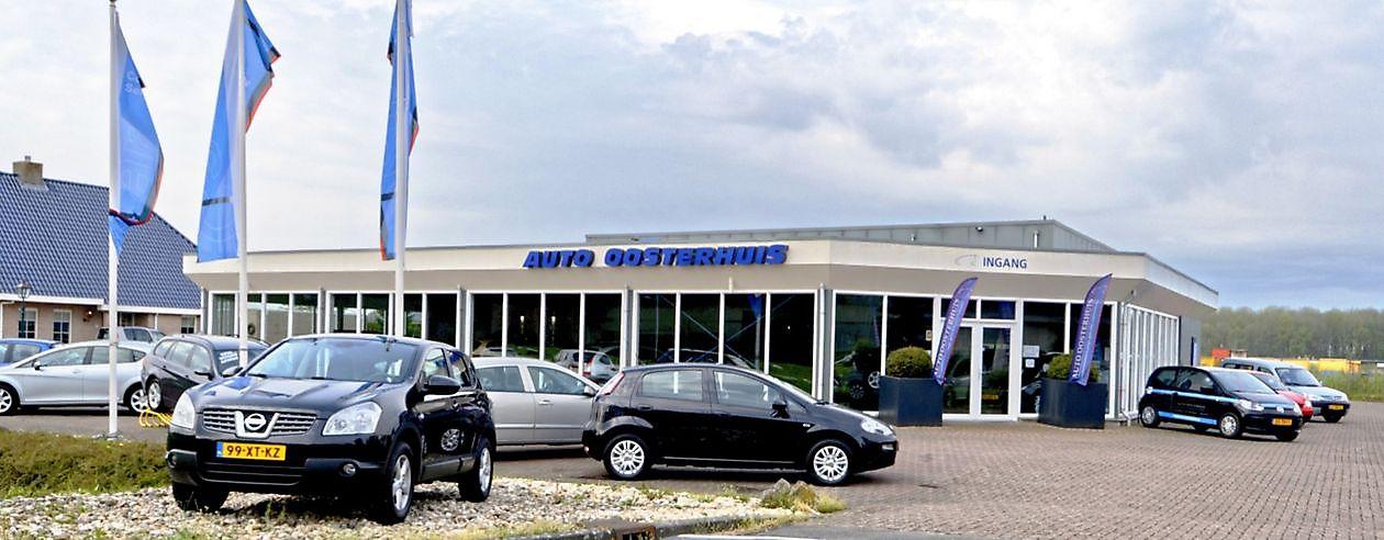 Auto oosterhuis Heiligerlee