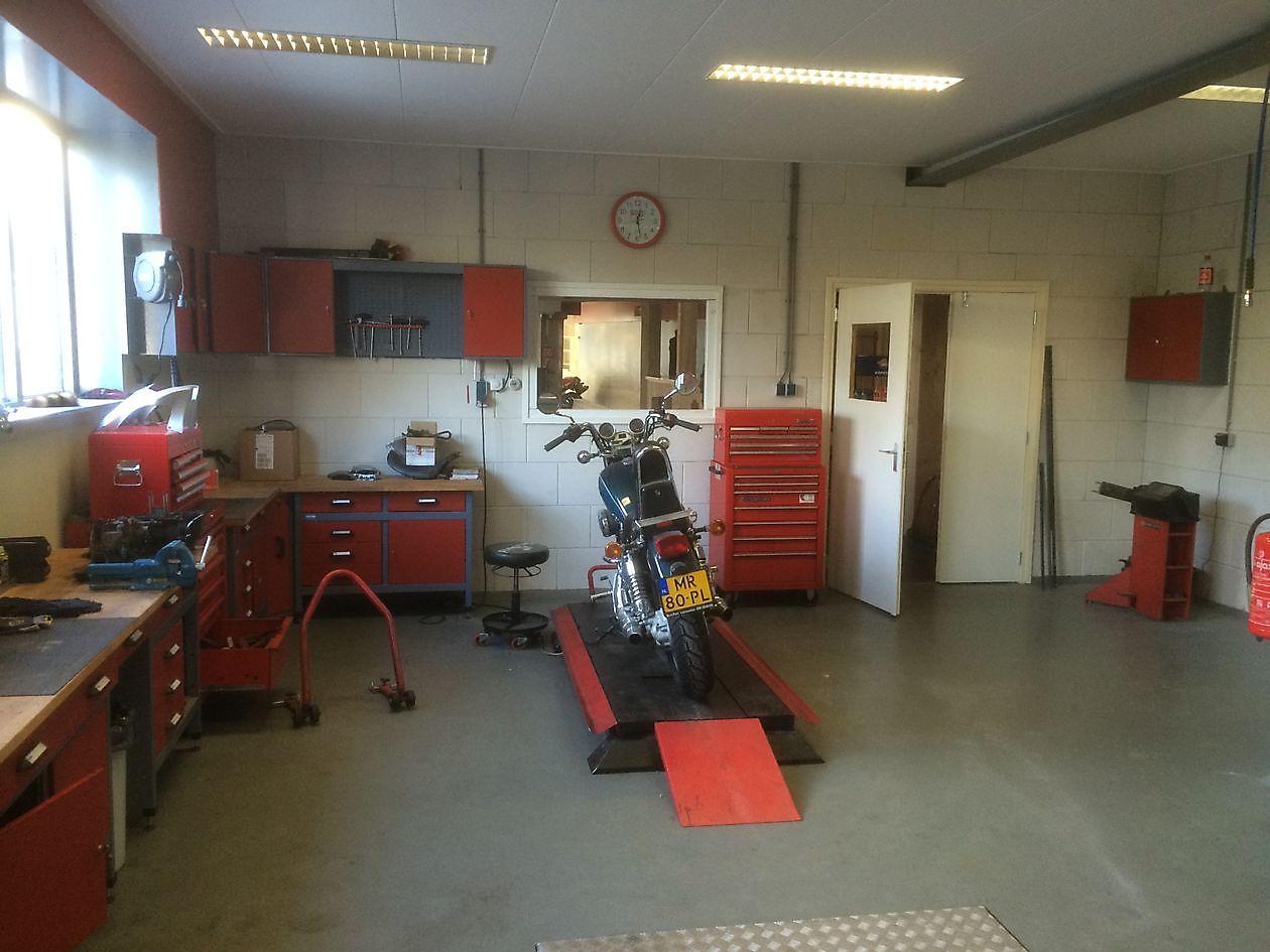 Motorshop Fransen Nieuwolda