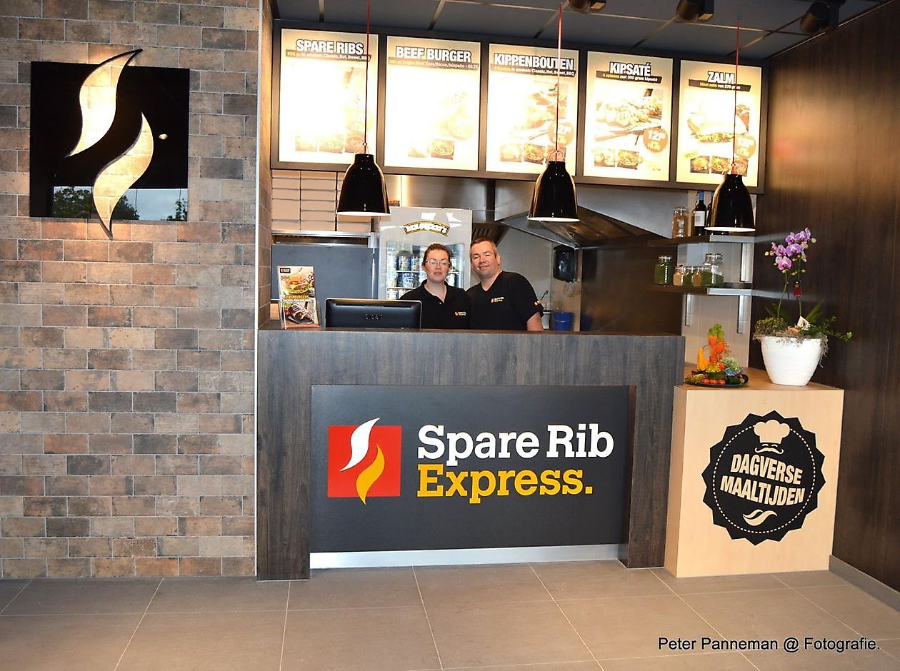 Spare Rib Express Veendam Veendam