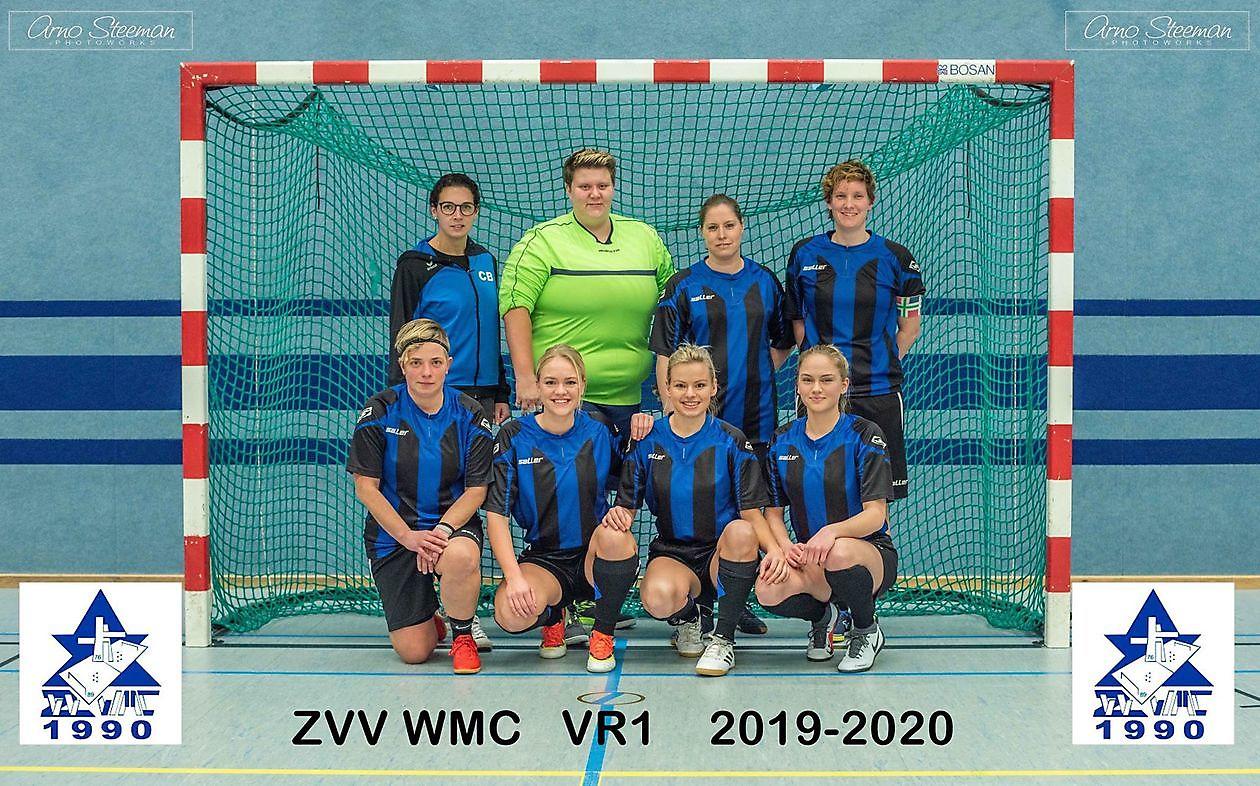 Zaalvoetbal Vereniging  (zvv WMC) Winschoten