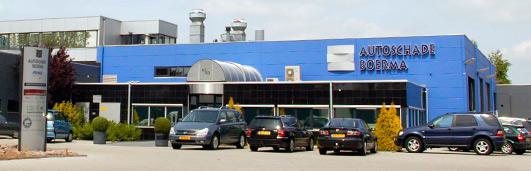 Autoschade Boerma Winschoten