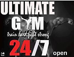 Meer informatie op het bedrijfsprofiel! Ultimate Gym Winschoten