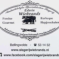 More information on the company profile! Slagerij Wiebrands Bellingwolde