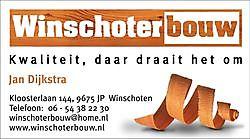 Meer informatie op het bedrijfsprofiel! Winschoterbouw Winschoten