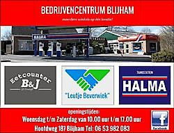More information on the company profile! Bedrijvencentrum Blijham Blijham