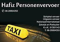 Meer informatie op het bedrijfsprofiel! Hafiz personenvervoer Beerta