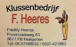 Meer informatie op het bedrijfsprofiel! Klussenbedrijf F.Heeres Heiligerlee