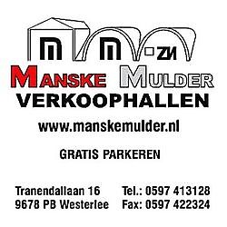 More information on the company profile! Manske Mulder verkoophallen Westerlee