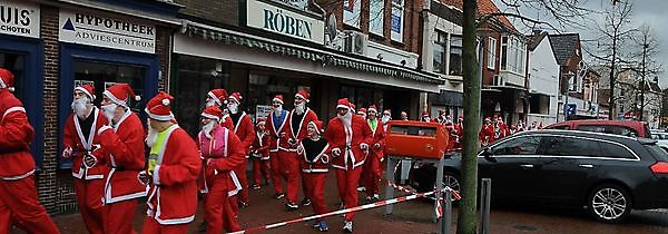 Doe mee aan de Santa Run Winschoten!