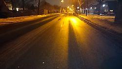 Actueel weerbericht over het ijzel vanuit het weerstation van Beerta
