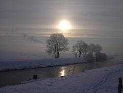 Nieuw Beerta koudste van Nederland met -11,5