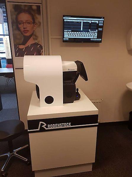 De DNEye scanner nu bij Frey Oogzorg.