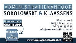 Gratis juridisch-fiscale app van Sokolowski & Klaassens