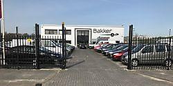 Nieuw pand Bakker autoservice