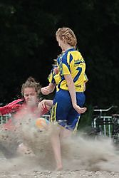 Groeiende populariteit N.K. Beach Soccer