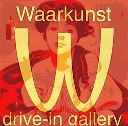 De eerste Art drive-in van Nederland!