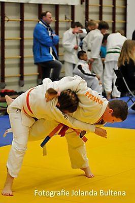 Zeven podiumplaatsen voor Judo Tan-Ren-Jutsu op Lente Toernooi in Beilen. Finsterwolde