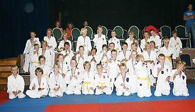 Judotoernooi Finsterwolde Finsterwolde